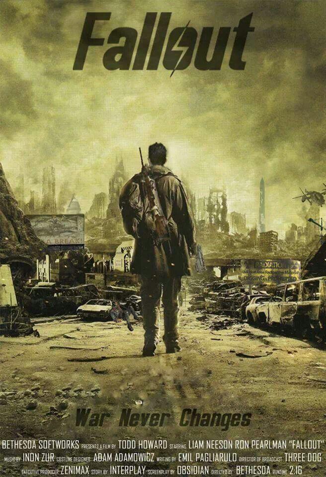 Joshua Graham Fan Art Fallout