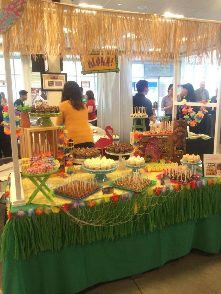 Luau / Hawaiian Birthday Party Ideas Themed parties, The