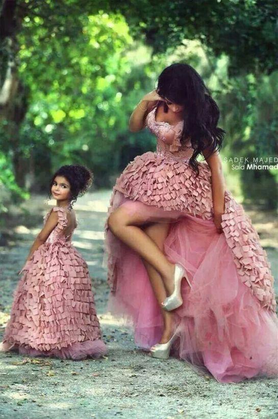 Matching dress! #MommyandMe #Fashion: