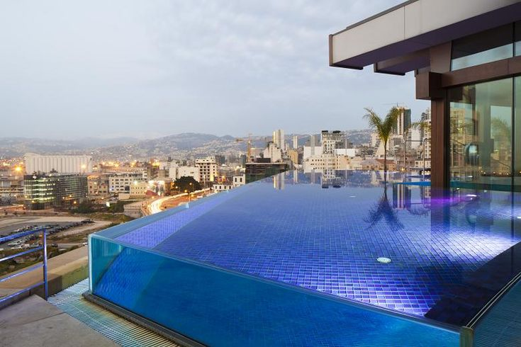 Infinity Pools And Cafe Culture: Beirut Turns Cool