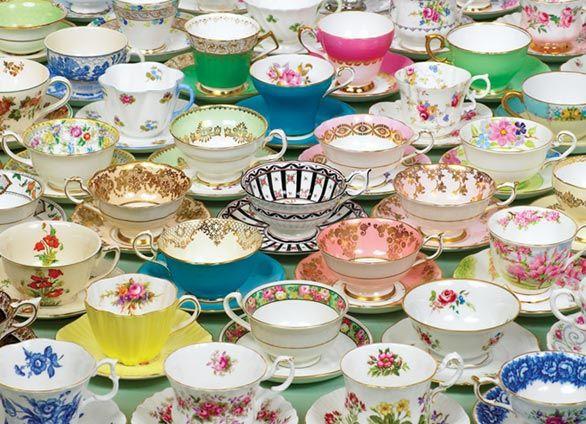 Tea Cups: