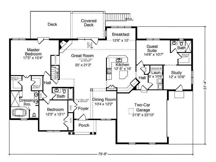 19 Best Images About Plans With In-Law Apartments On