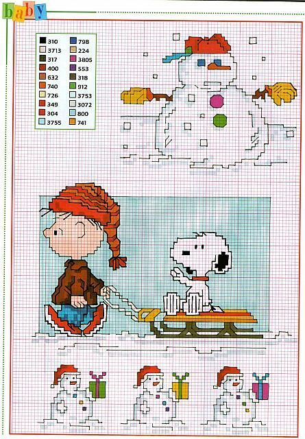 Garfield Perler Bead Patterns