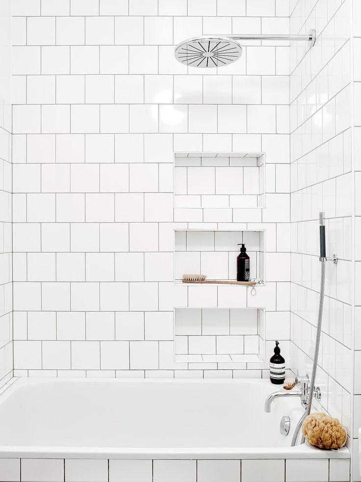 the 25+ best white tiles ideas on pinterest | kitchen tile