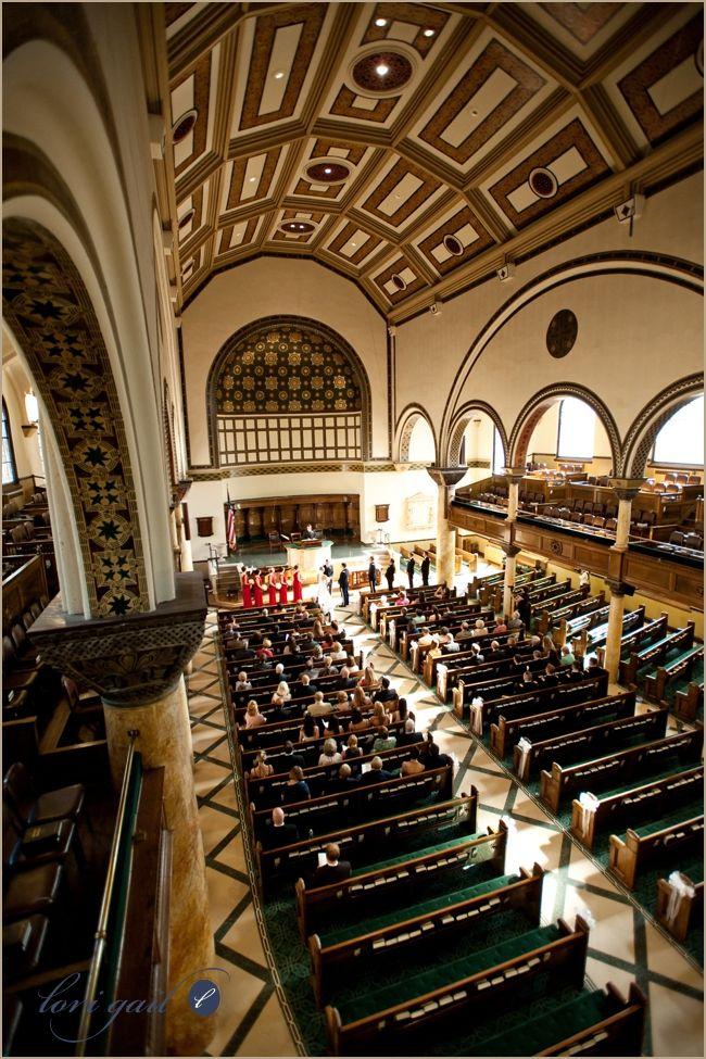 Tenth Presbyterian Church Interior Wedding Wedding Day Wishes Pinterest Interiors Wedding