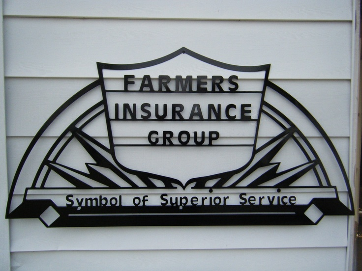Farmer's Insurance Group had a Flat Wall Mount 1D that is