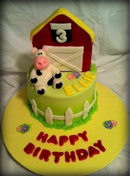 17 Best Images About Cow Cakes On Pinterest A Cow