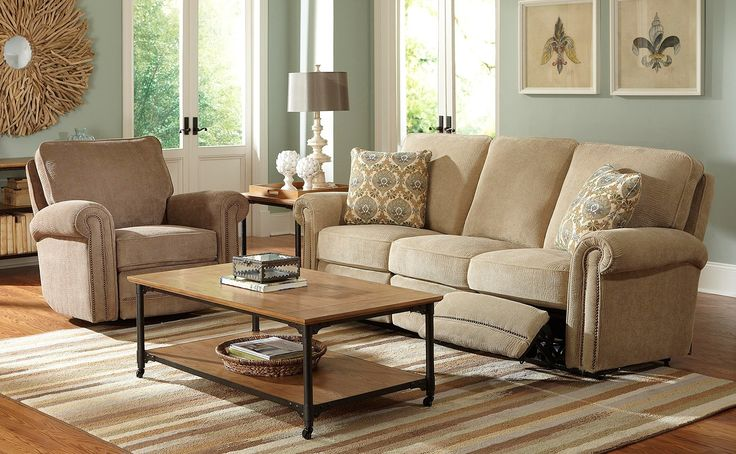 Broyhill Jasmine Double Reclining Sofa Beautiful Rooms Pinterest Jasmine Living Rooms And