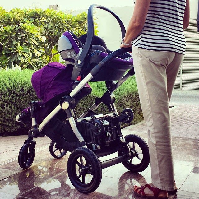 BabyJogger City Select is the perfect stroller for