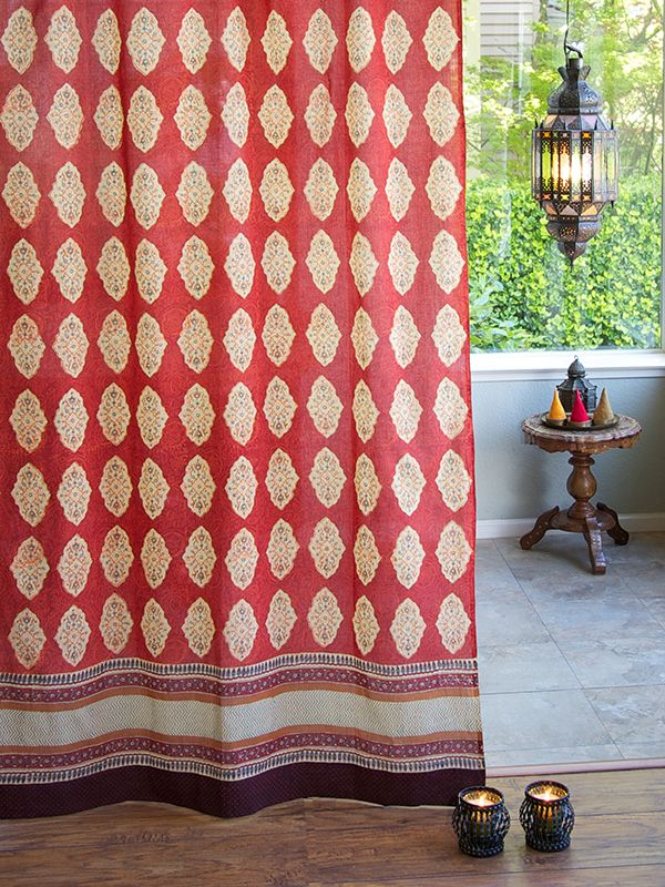 1000 Ideas About Moroccan Curtains On Pinterest