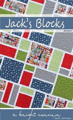 Jacks Blocks pattern