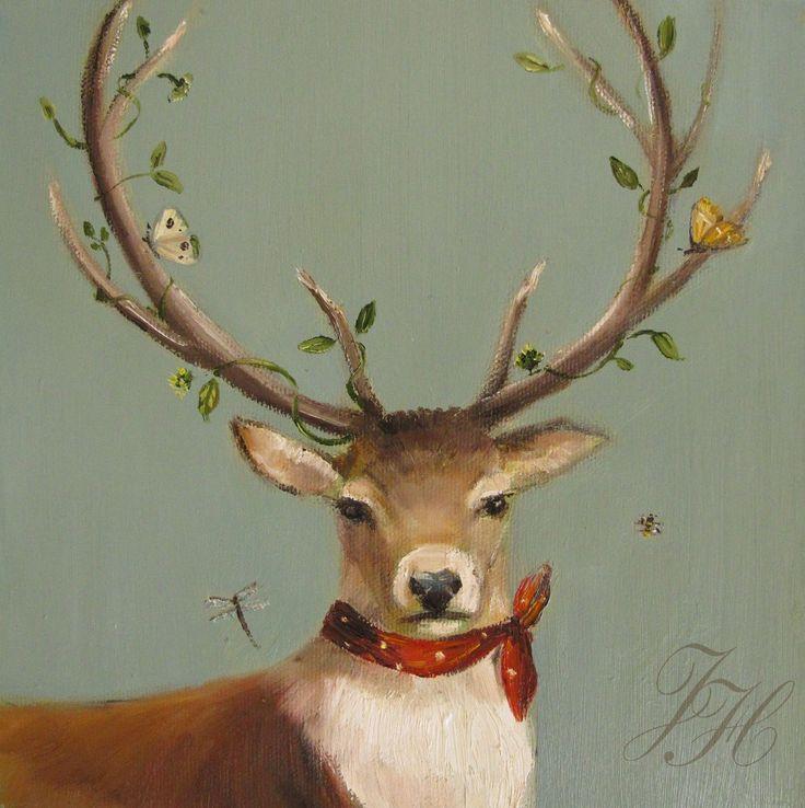 JANET HILL I LOVE HER WORK Art Beautiful Pinterest