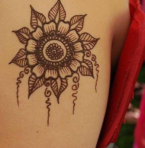 Henna Designs for Beginners | Easy Mehndi Designs For Beginners | She