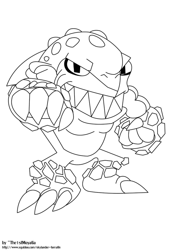 Skylanders coloring pages | Free Coloring Pages | 1041x736