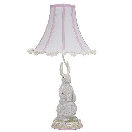 White Rabbit Lamp Alice In Wonderland Pinterest