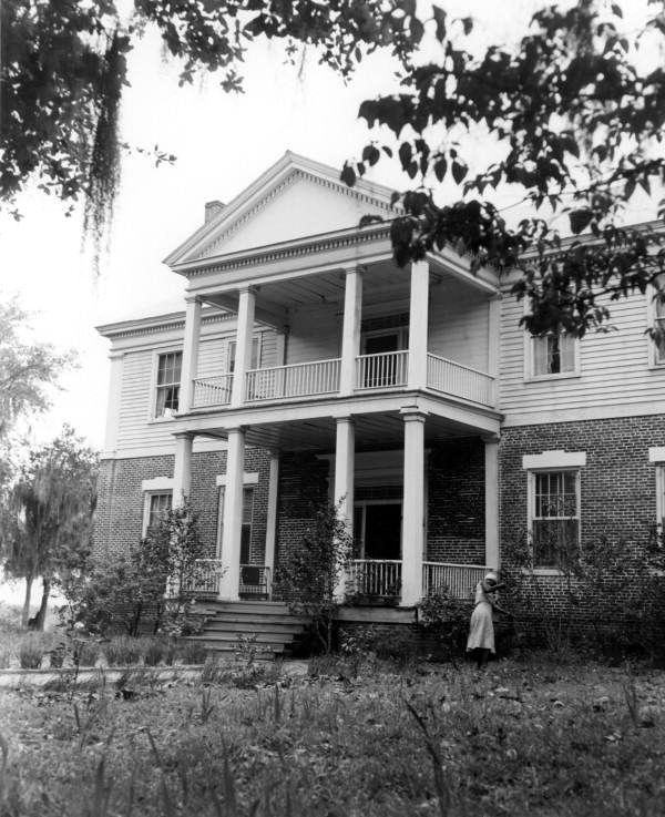 Lyndhurst Plantation House Jefferson County Florida