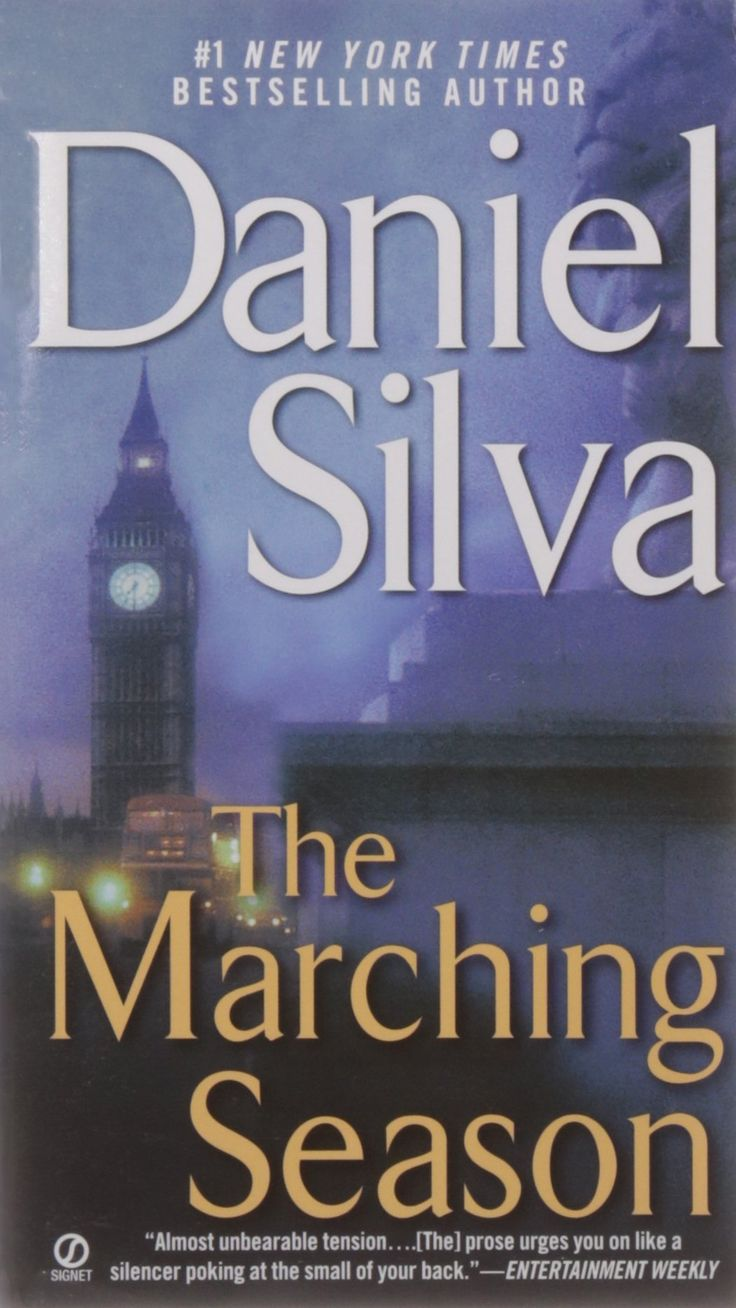 1 New York Times bestselling author Daniel Silva delivers