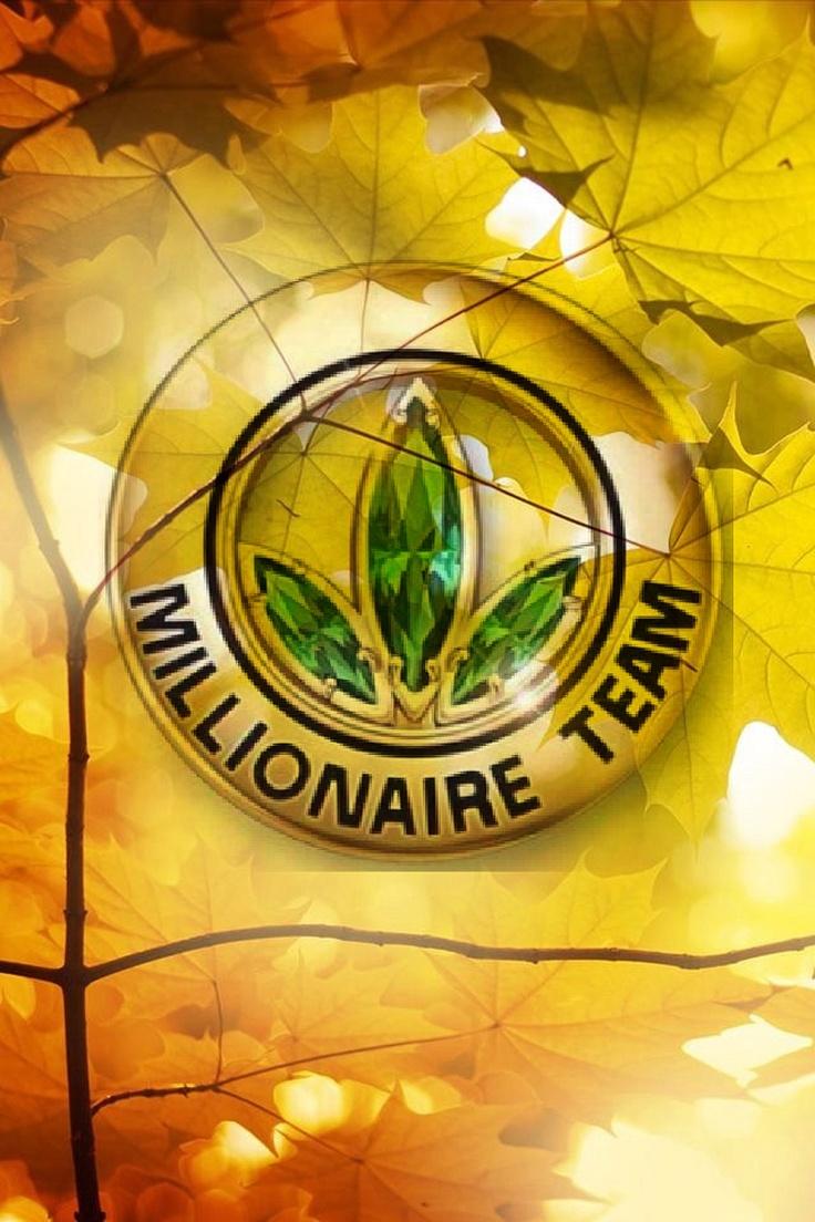 Pin Millionaire team Herbalife, I'm Independent
