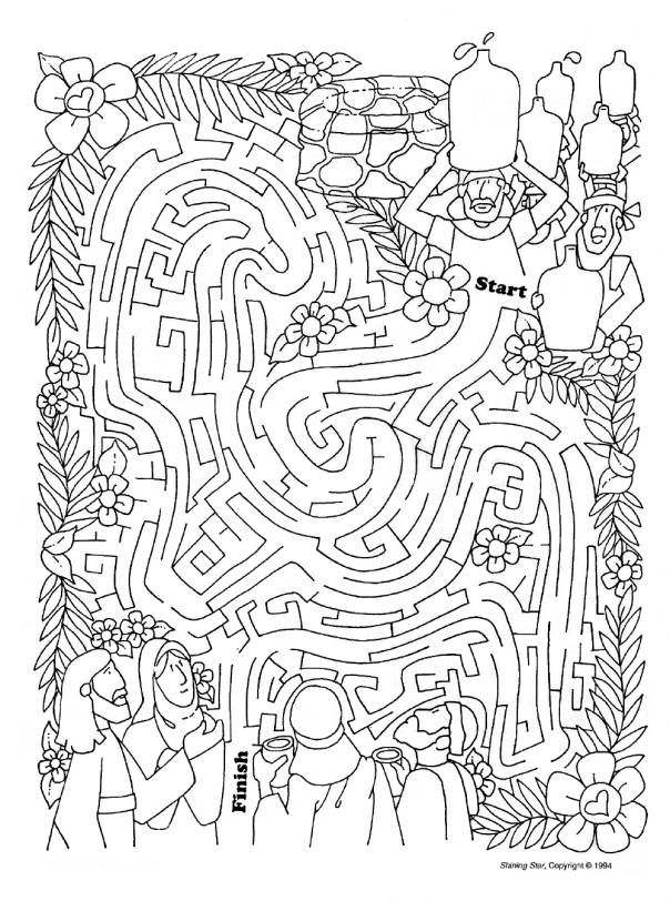 genevieve use this maze!!!! Jan6 water into wine