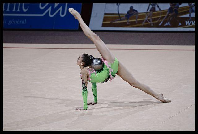 Gymnastique Rythmique Thiais 20120331 085 Flickr