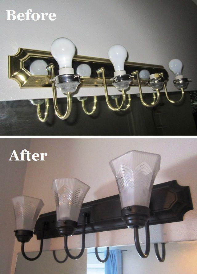 Oil Painting Lighting Fixtures