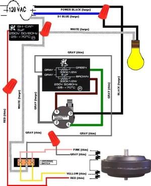 ThreeSpeed Fan Wiring Diagram   LIGHT SWITCH REPLACEMENT   cool stuff I live   Pinterest