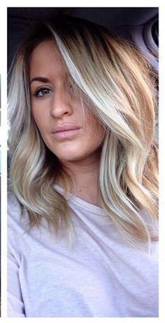 Best 25 Medium Blonde Haircuts Ideas On Pinterest