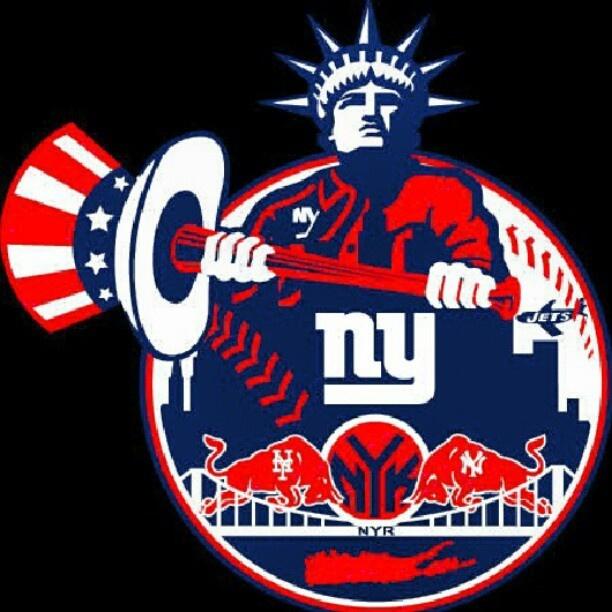 "china_rican's photo ""All New York teams! Met knicks"