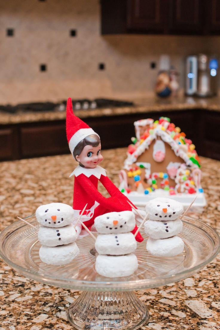 The Sweatman Family Sprinkles the Elf Christmas Elf