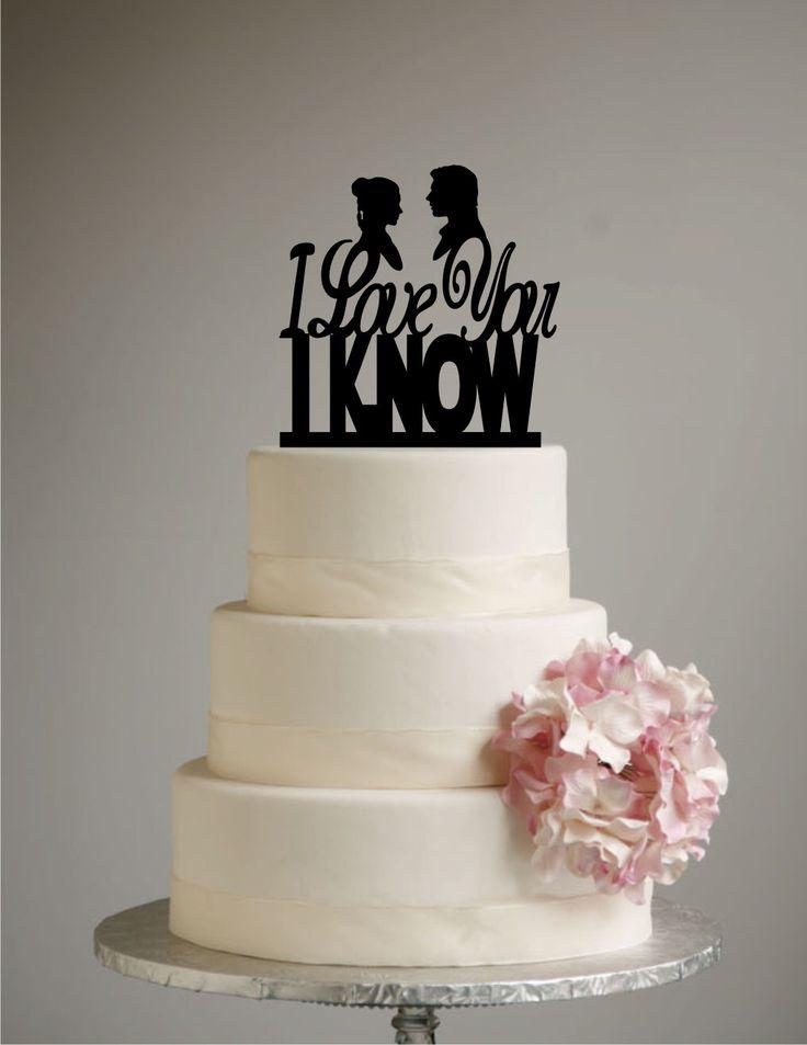 25 Best Ideas About Star Wars Wedding Cake On Pinterest