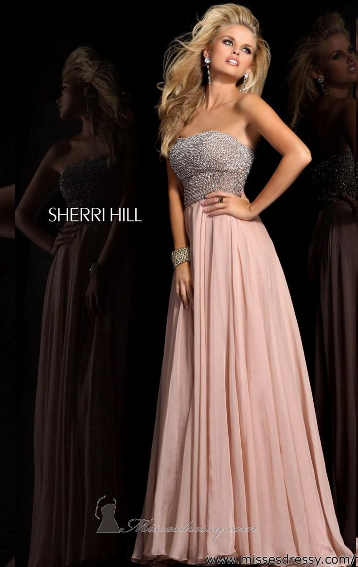 This dress was made for me!
