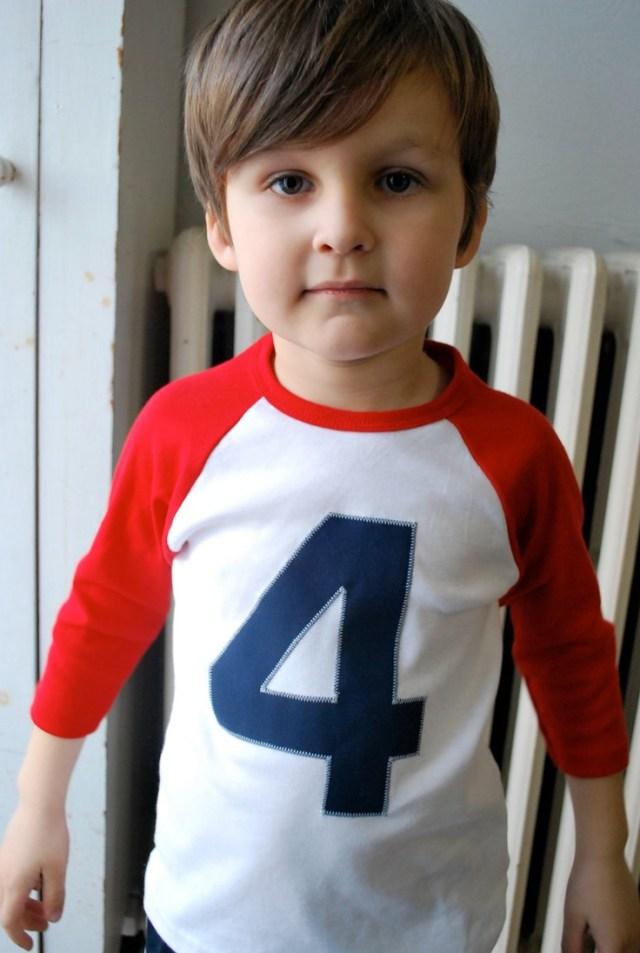 Childrens clothing birthday shirt 1st 2nd 3rd birthday