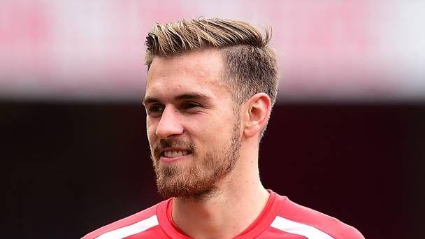 Arsenals Aaron Ramsey Haircut Haircut For Men