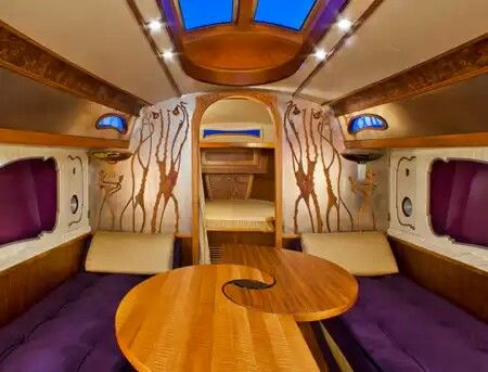 17 Best Images About Boat Interior Design On Pinterest Boats Teak And Sailboats