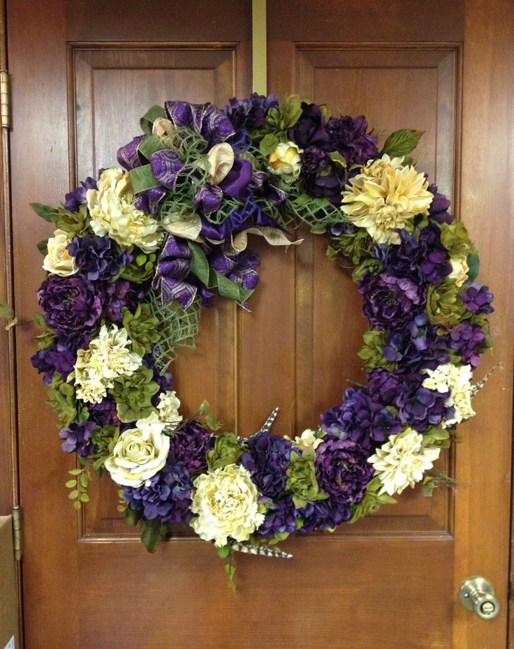 33 Best Images About Custom Made To Order Pieces Wreaths