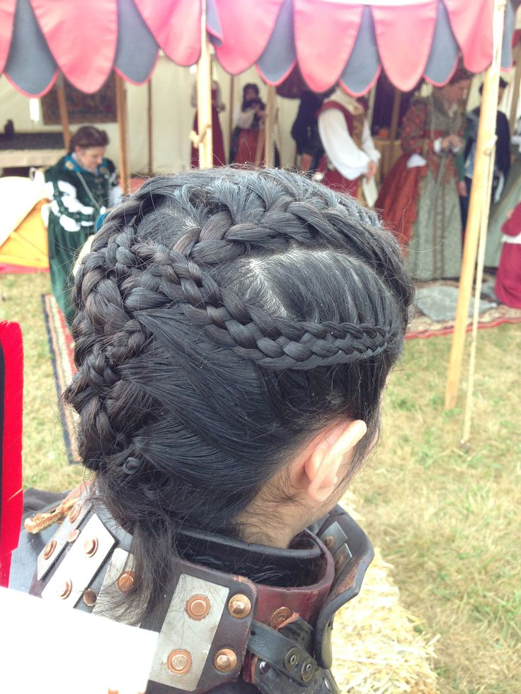 Awesome Braids Some 4 Strand And I See A 5 Strand On The