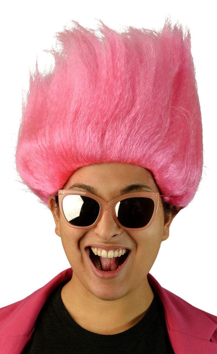 Troll Doll Wig Costume wigs