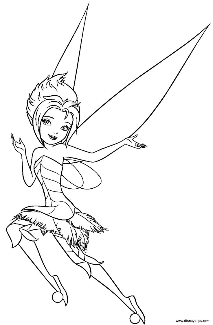 Disney Fairies coloring pages | Free Coloring Pages | 1125x736