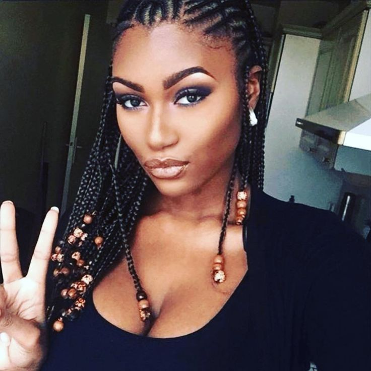 1000 Ideas About African Hair Braiding On Pinterest