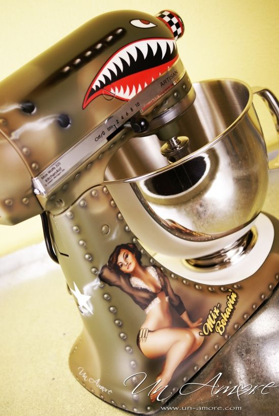 22 Best Images About Cool Kitchenaid Mixers On Pinterest