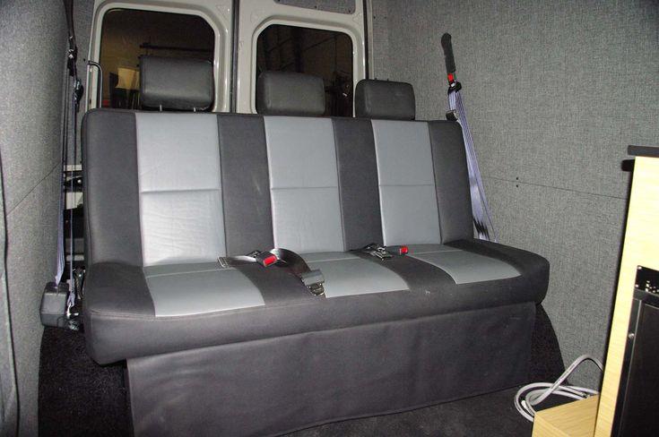 Sofa Sleeper Bench Seat And Van On Pinterest