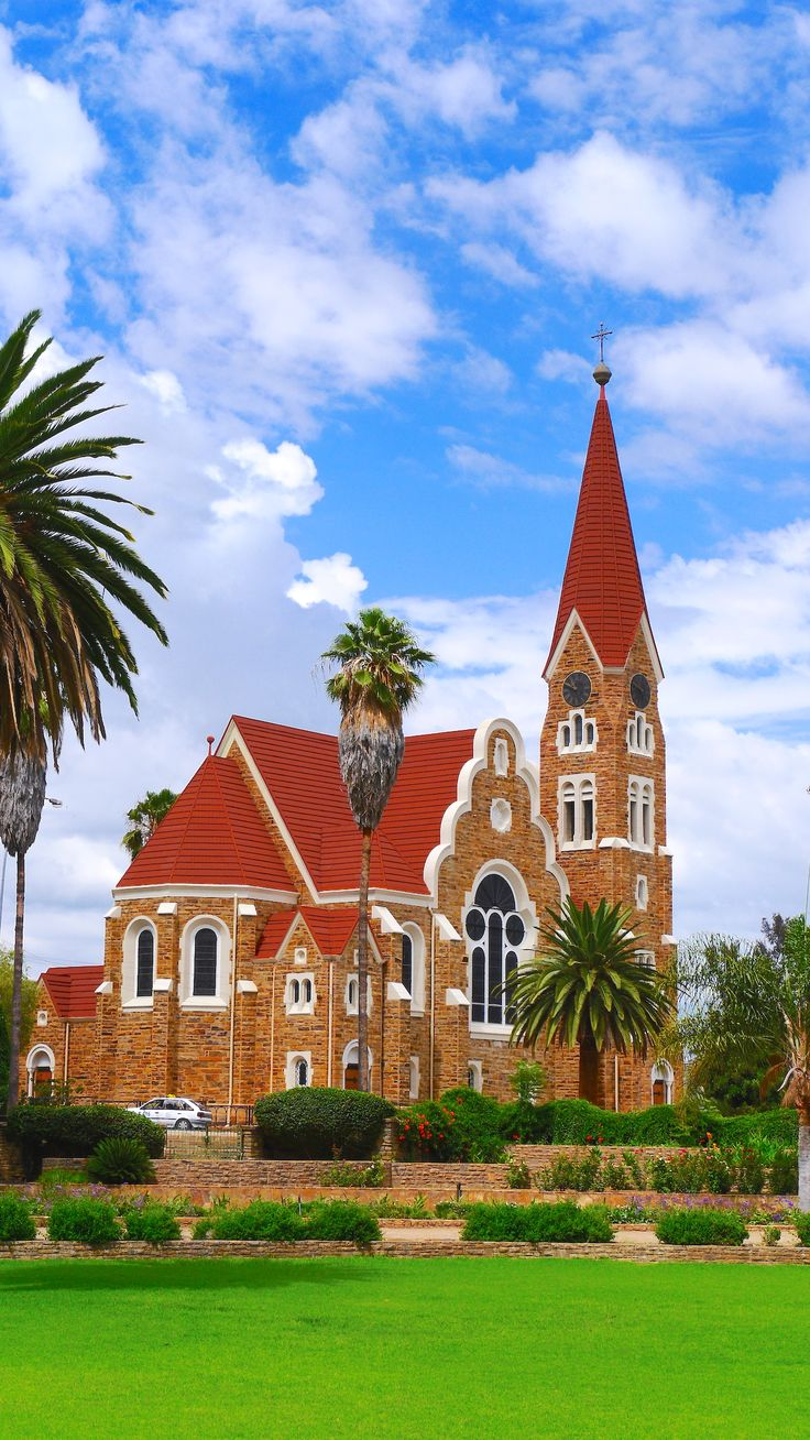 City of Windhoek Namibia Where To Stay Namibia