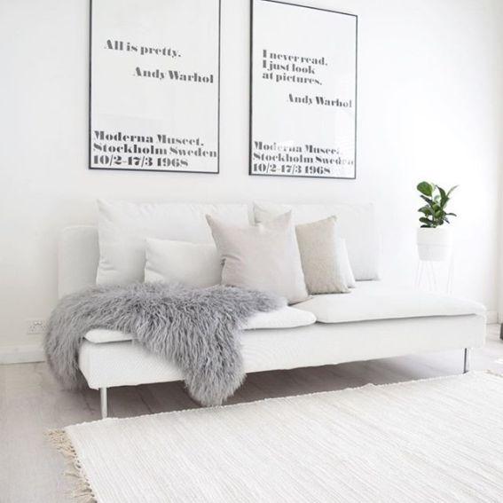 Резултат слика за Scandi interior design, a lustrous rugs