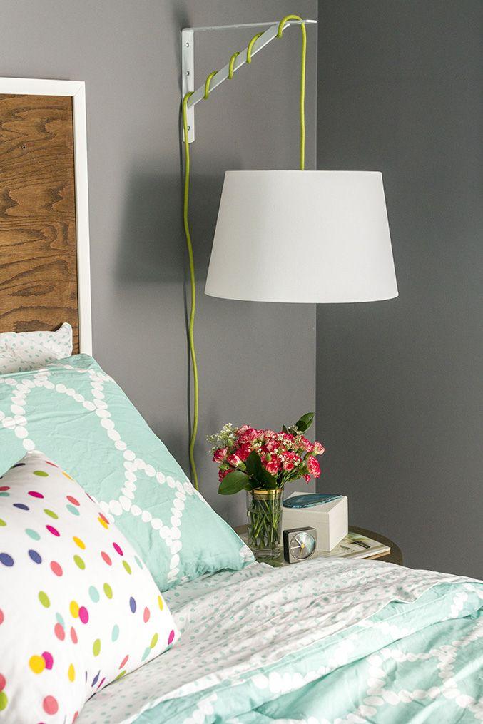 25 Best Ideas About Bedside Lamp On Pinterest Bedroom