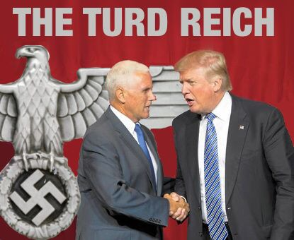 Image result for mike pence nazi