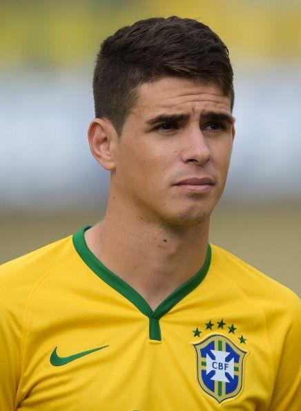 Oscar Dos Santos Emboaba Brazilian National Ftbol