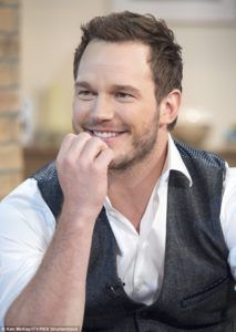 Chris Pratt Is A Celeb Who Has Started To Show Signs Of Significant Hair Loss