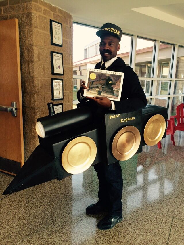 25 Best Ideas About Train Conductor Costume On Pinterest