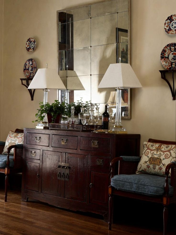 25 Best Ideas About Mirrored Sideboard On Pinterest