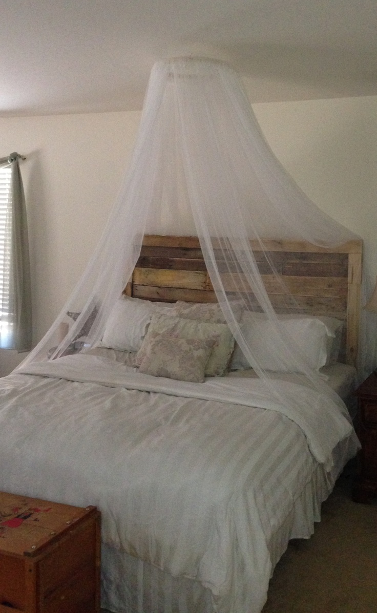 Diy Mosquito Net Canopy 18 Quot Embroidery Hoop And 4 110 Quot X